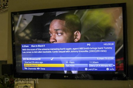 Sky EPG (2012) update starts rolling out, we go hands-on