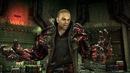 Activision runs world's first 18-rated live action advert for Prototype 2
