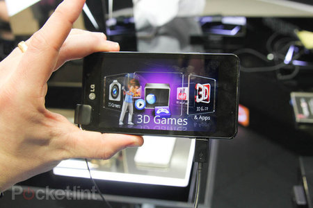 LG Optimus Max 3D Europe bound, but UK will have to wait