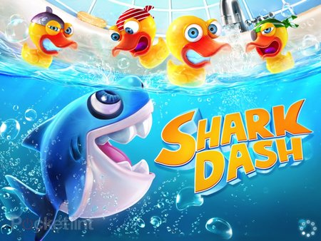 APP OF THE DAY: Shark Dash review (iPad / iPhone) - photo 4