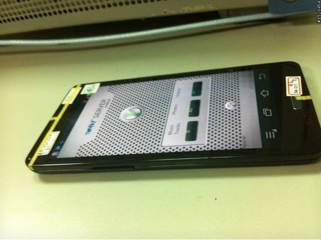 Another prototype Samsung Galaxy S3 surfaces, custom controls incoming?