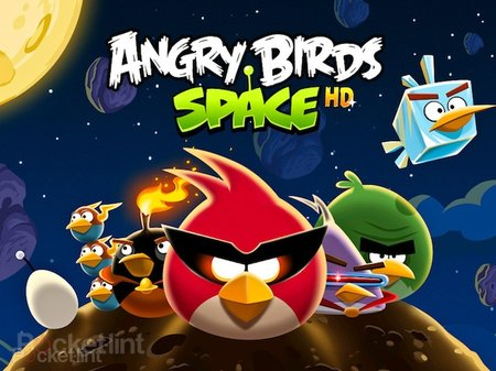 Angry Birds Space adds more levels to Android and iOS