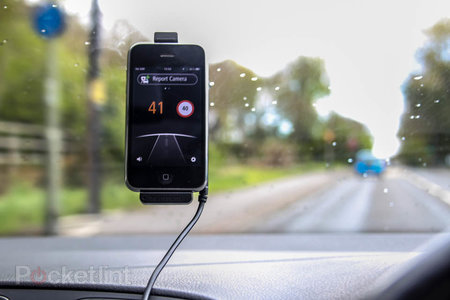 TomTom speed camera app hands-on and pictures - photo 5