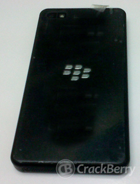 BlackBerry 10 Alpha Dev device, the nicest handset you'll never own - photo 2