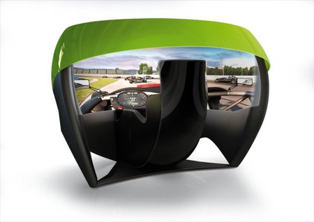 £41,000 Motion Simulation TL1 simulator lets you practise being a fighter jet pilot in your home