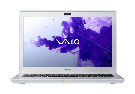 Sony Vaio T13: Sony's first Ultrabook laptop