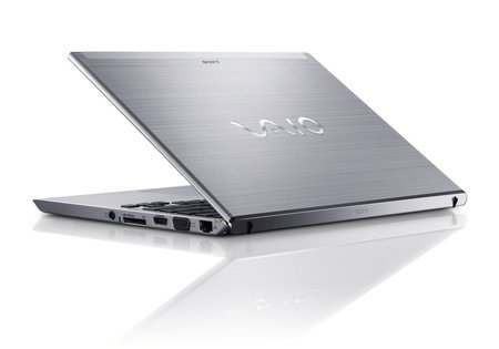 Sony Vaio T13: Sony's first Ultrabook laptop - photo 3