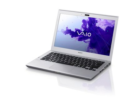 Sony Vaio T13: Sony's first Ultrabook laptop - photo 4