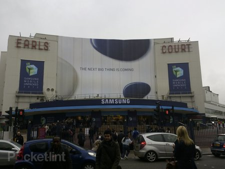 Samsung Unpacked 2012: We're here at the Samsung Galaxy S III launch
