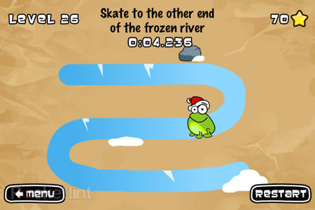 APP OF THE DAY: Tap the Frog review (iPhone) - photo 2