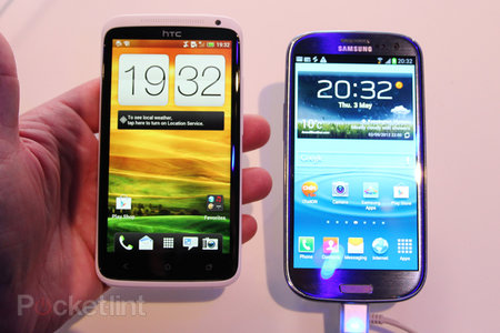 Can the Samsung Galaxy S III topple the HTC One X?