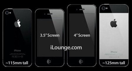 iPhone 5 to feature different sized screen, new dock connector, and different resolution claim sources