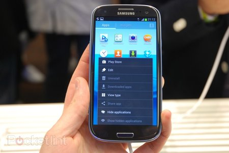 Samsung Galaxy S III: TouchWiz UI explored - photo 6