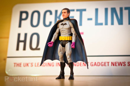 Personalised Superhero Action Figures: We become Batman