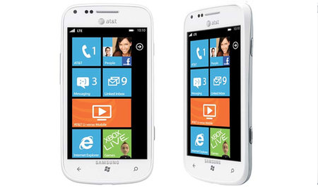 Samsung Focus 2 brings 4G speeds to Windows Phone
