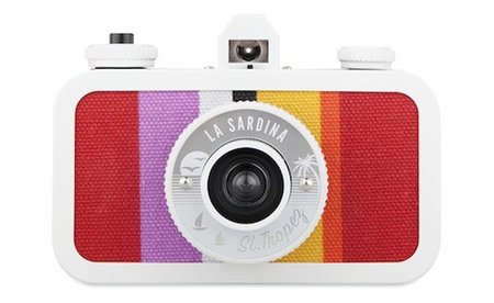 Lomography cameras put style before substance with colourful designs