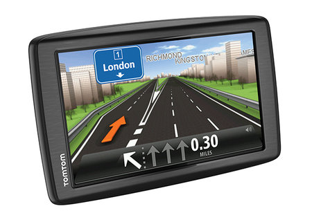 TomTom Start 60 sports mammoth 6-inch screen