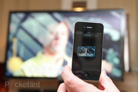 Orange TVcheck app auto recognises programmes, makes TV social   - photo 1