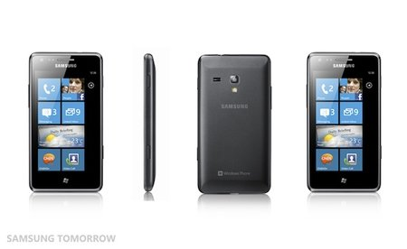 Samsung launches new Windows Phone in the shape of the Omnia M