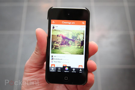 APP OF THE DAY: Cinemagram review (iPhone)