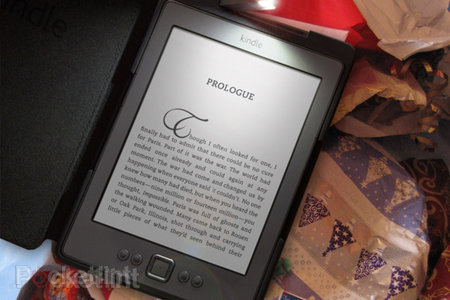 Kindle with front-lit display could be here by July