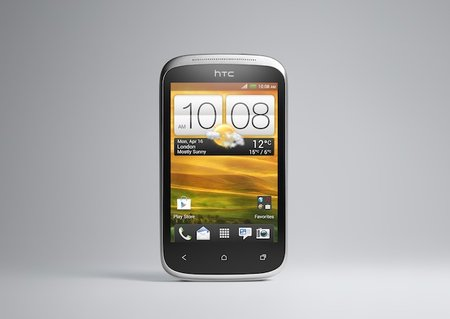 HTC Desire C: Ice Cream Sandwich on a budget