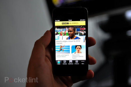 BBC Sport iPhone, Android, desktop and connected TV pictures and hands-on