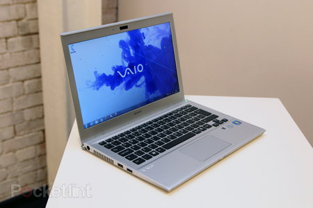 Sony Vaio T13 Ultrabook pictures and hands-on - photo 1