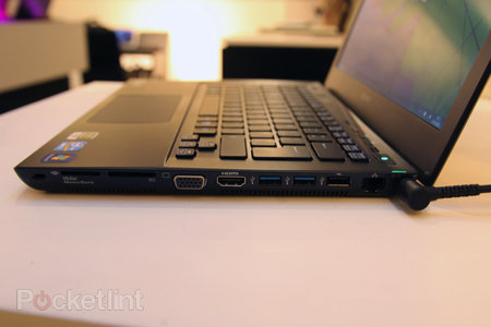 Sony Vaio S Series pictures and hands-on - photo 6