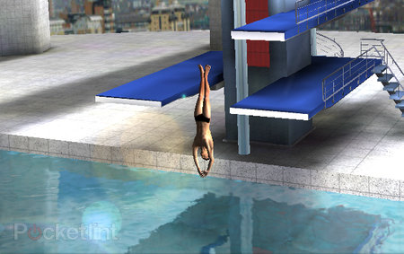 APP OF THE DAY: Tom Daley Dive 2012 review (iPad / iPhone / iPod touch) - photo 1