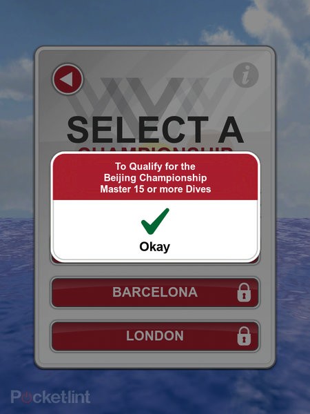 APP OF THE DAY: Tom Daley Dive 2012 review (iPad / iPhone / iPod touch) - photo 19