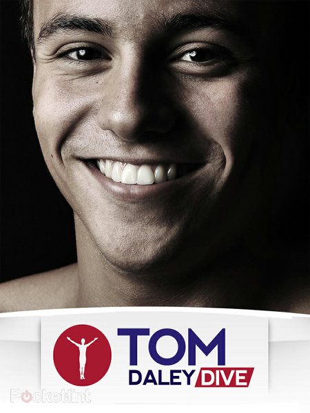 APP OF THE DAY: Tom Daley Dive 2012 review (iPad / iPhone / iPod touch) - photo 2