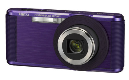 Pentax Optio LS465 camera offers compact customisability, at little cost