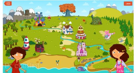 Magic Town: the app aiming to bring children's books to life