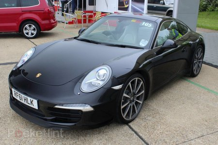 Porsche 911 Carrera (991) 2012 pictures and hands-on - photo 1