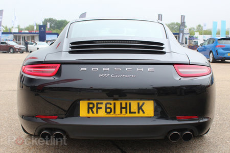 Porsche 911 Carrera (991) 2012 pictures and hands-on - photo 6
