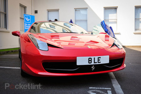 Ferrari 458 Italia pictures and hands-on
