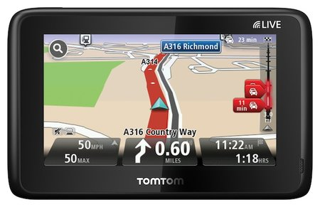 TomTom prepares for Euro 2012 and London Olympics