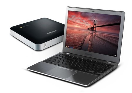 Google Chromebox official, new Chromebook brings updates