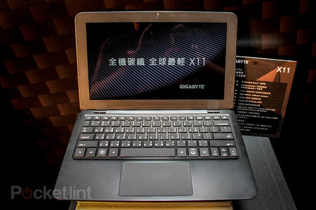Gigabyte X11 pictures and hands-on