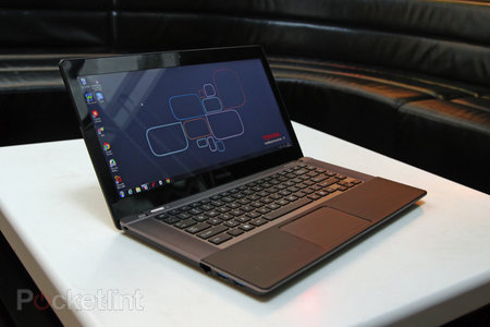 Toshiba Satellite U840W pictures and hands-on - photo 2