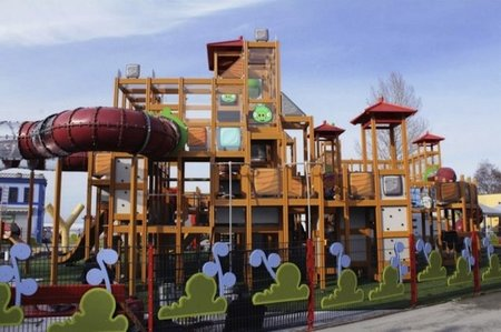 Angry Birds theme park opening in the UK this summer