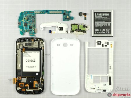 Samsung Galaxy S III has same camera sensor as iPhone 4S