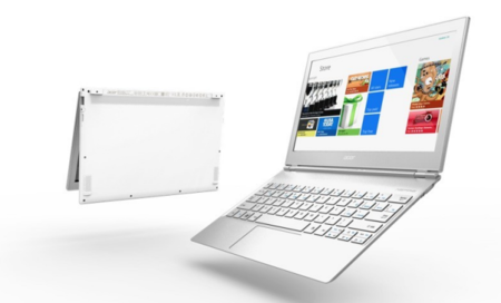 Acer Aspire S7: The first Windows 8 touchscreen Ultrabook