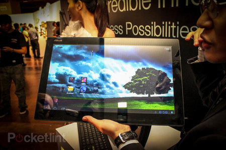 Asus Transformer AiO pictures and hands-on