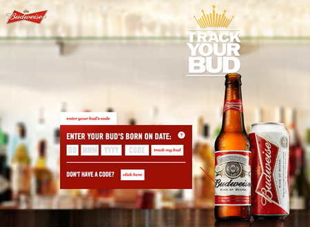 WEBSITE OF THE DAY: Track Your Bud