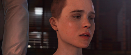 Quantic Dream's Beyond: Two Souls trailer staring Ellen Page blurs lines between games and movies more than ever - photo 1