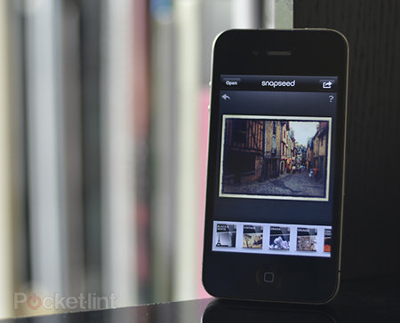 APP OF THE DAY: Snapseed review (iOS)