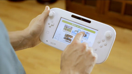 Nintendo Wii U final GamePad details emerge