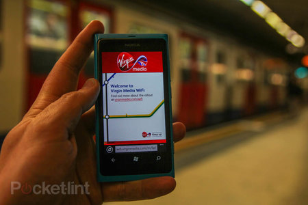 Virgin Media Wi-Fi on the London Underground hands-on